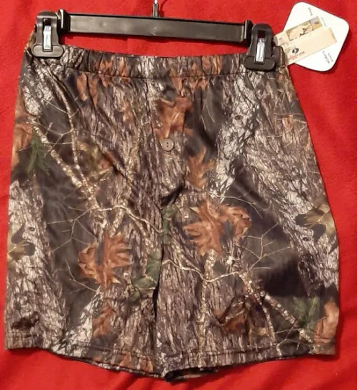 Wilderness Dreams Camouflage  Boxers