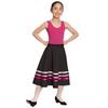 Sonya Nichols School of Dance RAD Character Skirt (Pink Ribbons) Grade 1 & 2