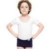 Vacani School of Dance Short Sleeve Boys Leotard