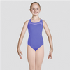 Bloch Girls Mirella Diamanté Detail Racer Back Tank Leotard