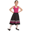 Allegro Performers Academy RAD Character Skirt (Pink Ribbons)