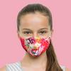 Bloch B-Safe Child Print Lanyard Face Mask