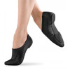 Bloch Pulse Leather Jazz Shoe With Suede Slip on Split Sole