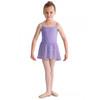 Bloch Barre Girls Mock Wrap Skirt