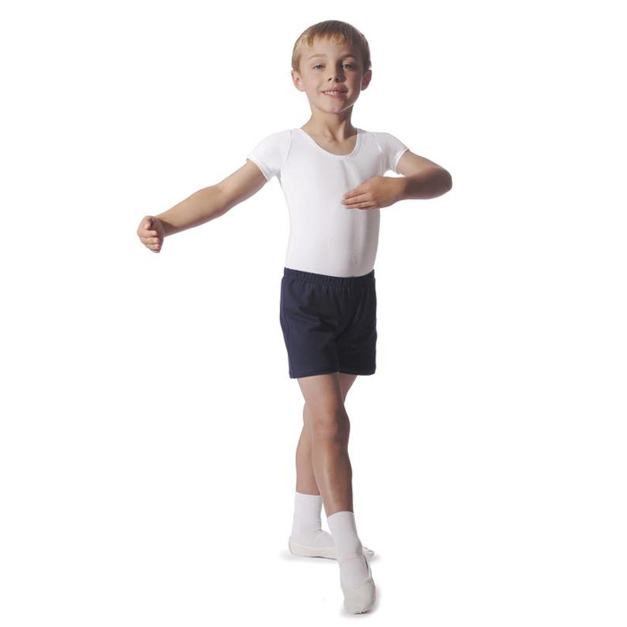 1e4b37698249 Roch Valley Adam Boys Short Sleeve Leotard - 4 dance