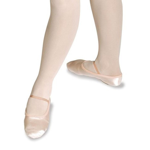 Roch Valley Satin Ballet Shoes