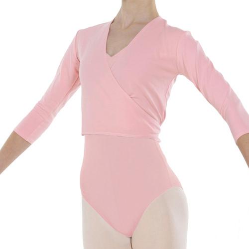 Ruth Stein School of Dance Pink Cotton Ballet Wrap