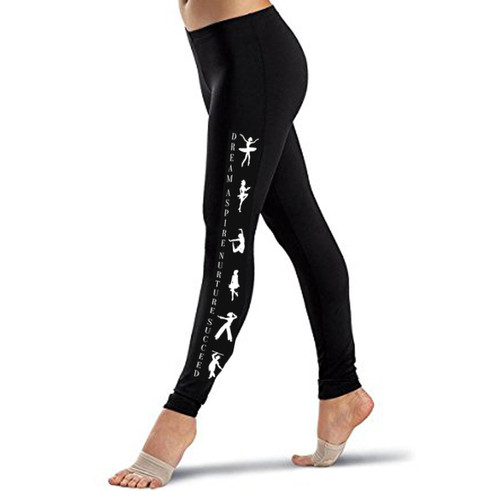 Ruth Stein School of Dance Branded Leggings