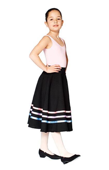 RAD Character Skirt (Pastel Ribbons)