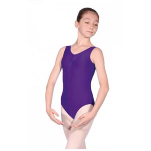 Ruth Stein School of Dance Purple Leotard