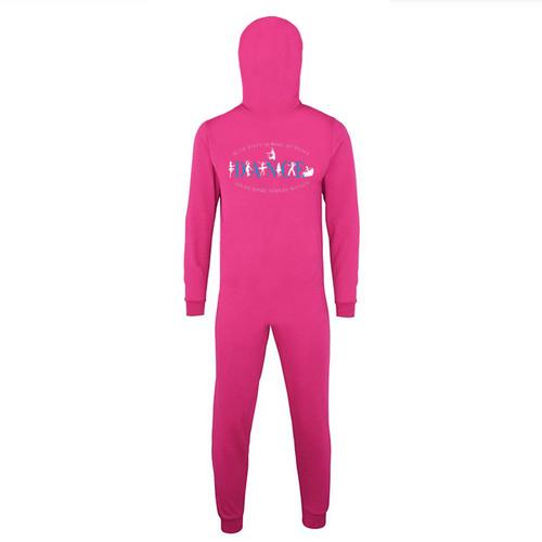 Ruth Stein School of Dance Branded Onesie (Pink)