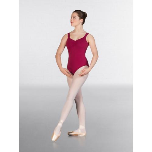Ruth Stein School of Dance Fransesca Burgundy Leotard