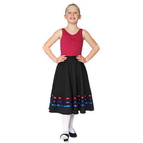 Nichols School of Dance RAD Character Skirt (Brights) Grade 3 +