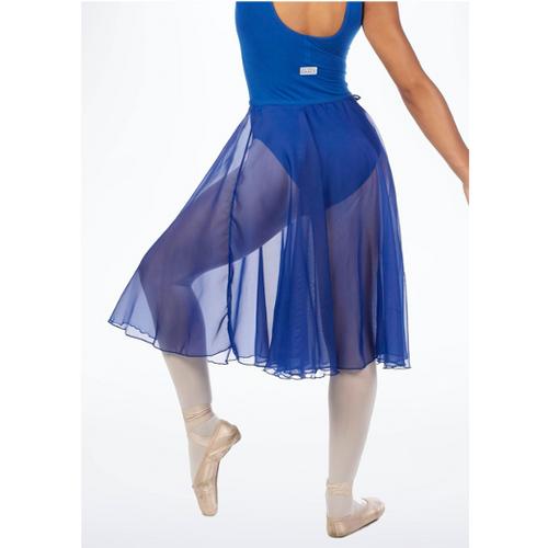 Nichols School of Dance Long Chiffon Skirt