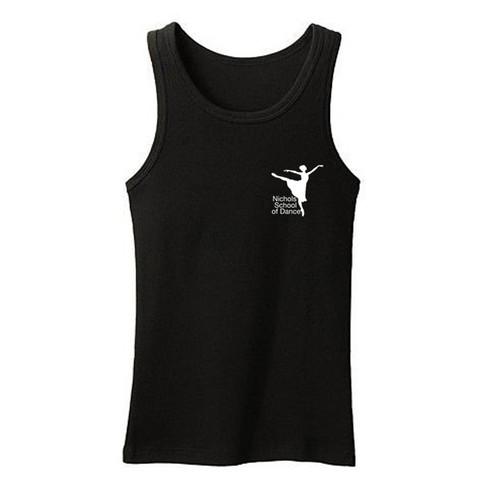 Nichols School of Dance Branded Tank Top