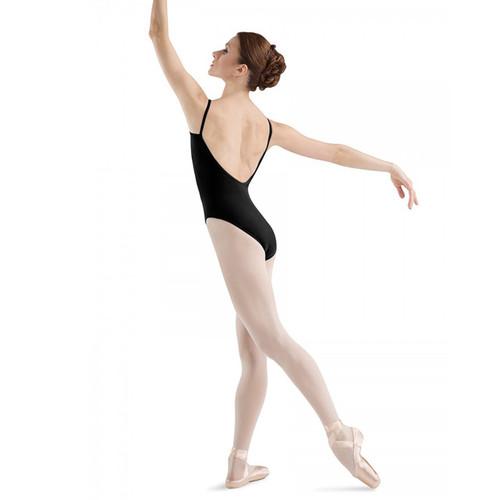 Cremona School of Dance Sissone Lowback Round Front Cami Leotard