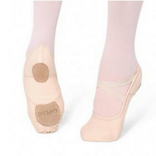 Capezio Hanami Canvas Split Sole Ballet Shoe