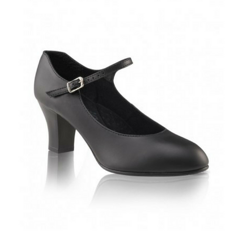 Arts Education Student Footlight Leather Character Shoe