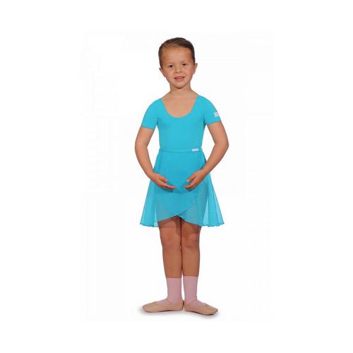 Freed RAD Georgette Marine Wrapover Skirt