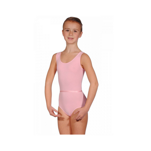 Freed Aimee Sleeveless RAD Regulation Pink Leotard
