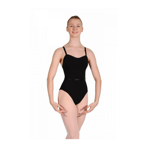 Freed Jane RAD Advanced Level Camisole Navy Leotard