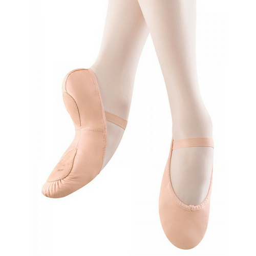 Bloch Arise Split Sole Leather Ballet Shoe