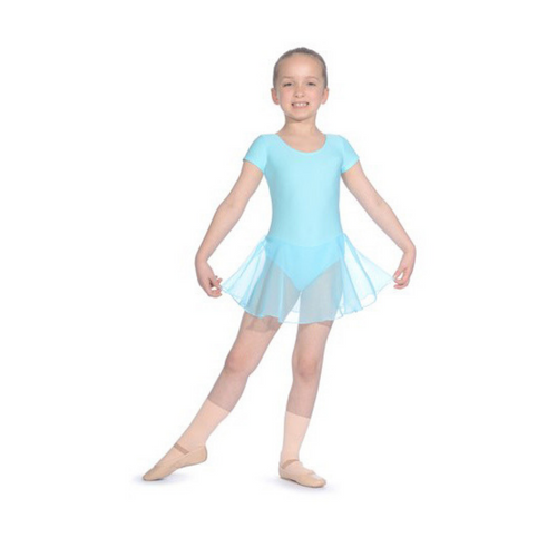 GSA Saturday School RV Skirted Leotard