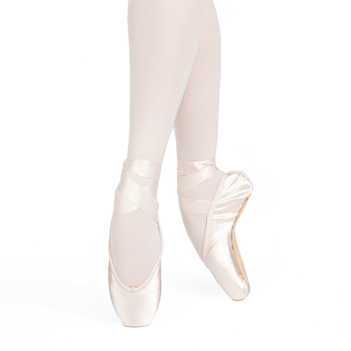 Russian Pointe Entrada Pro Pointe Shoes With Drawstring (U-Cut)