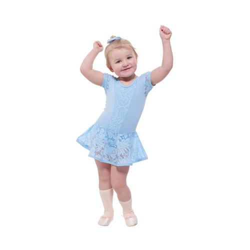 Rosalle School of Dance T&P ELE10 Blue Leotard