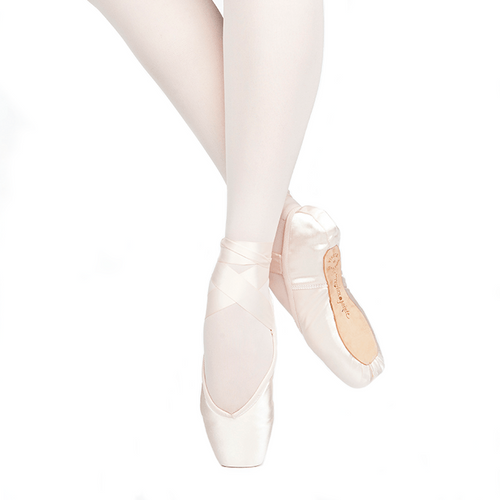 Russian Pointe Encore Pointe Shoes With Drawstring (U-Cut)