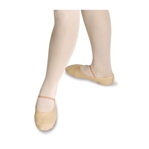 Dance First RV Ophelia Leather Ballet Shoe