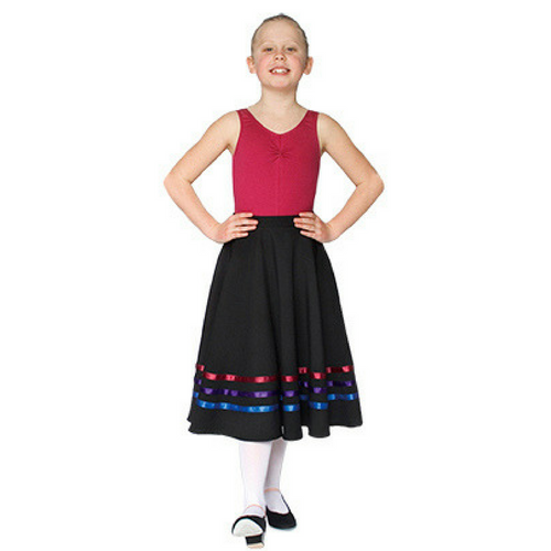 Dance First RAD Character Skirt (Brights)