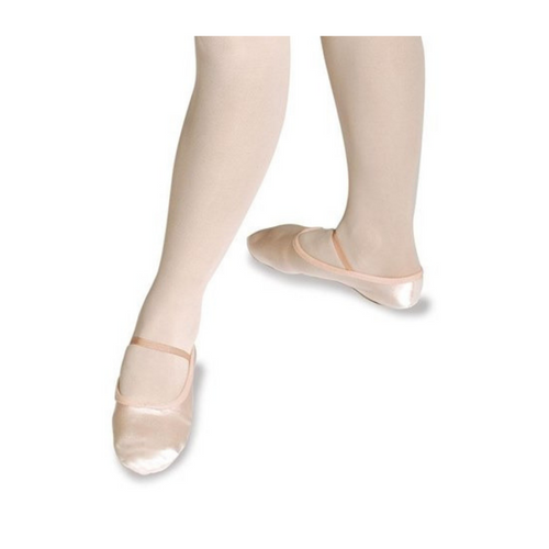 Dance First RV EXAM Satin Ballet Shoe