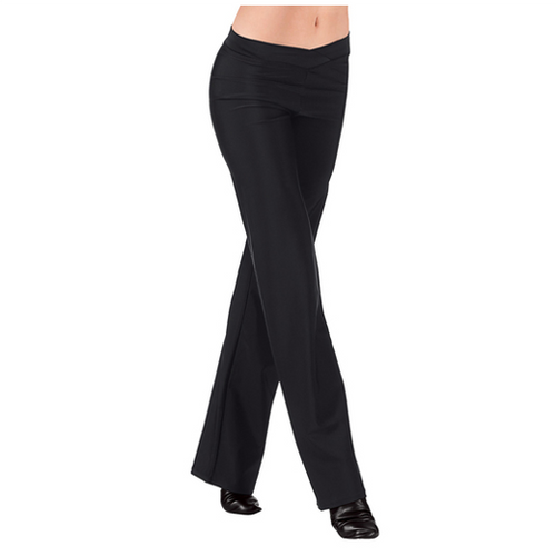 Dance First Cotton Lycra Jazz Pants