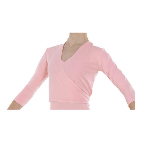 Dance First Pink Freed Ballet Wrap