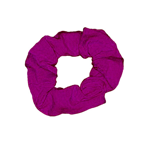 Cremona Ballet at Halstead Mulberry Cotton Lycra Scrunchie