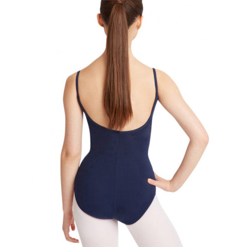 Rebecca Jackson Dance Academy Navy Princess Camisole Leotard