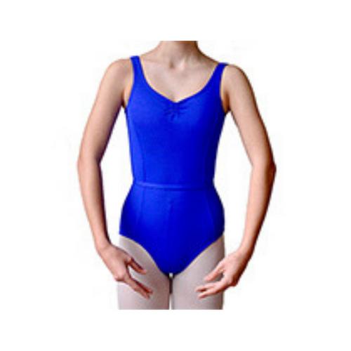 Vacani School of Dance Elizabeth Leotard Royal Blue