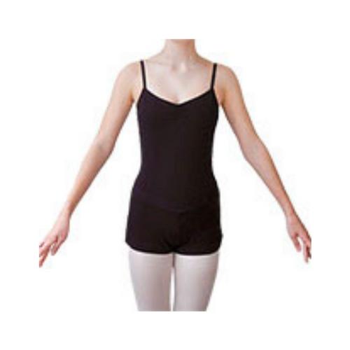 Vacani School of Dance V Front Shorts (Optional Item)