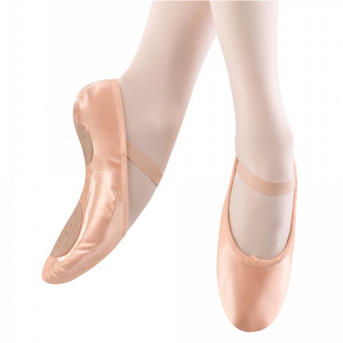 Summerscales Performing Arts Bloch Prolite II Satin Ballet Shoe