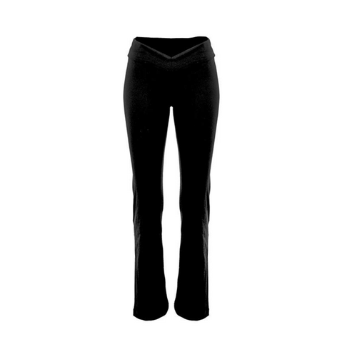 Summerscales Performing Arts Junior Girls Black Jazz Pants