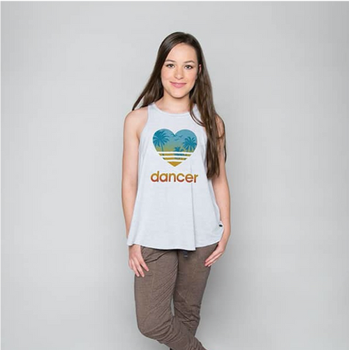 Heart Dancer Palm Everyday (Tank)