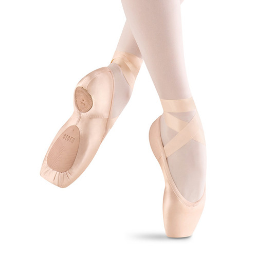 Bloch Dramatica II Stretch Split Sole Pointe Shoe