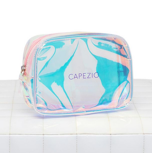 Capezio Holographic Make Up Bag