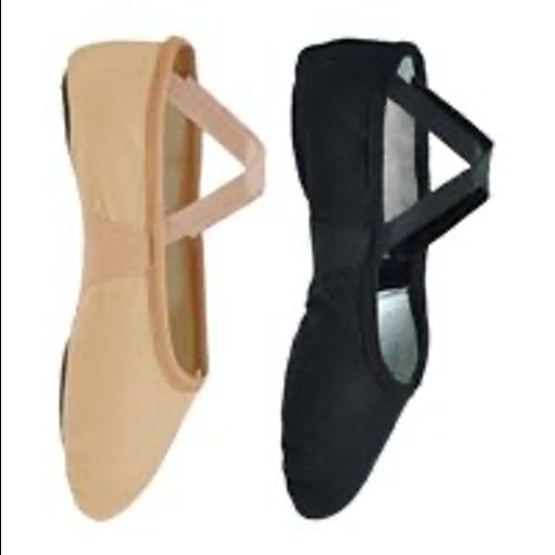 Starlite Flexi Canvas Split Sole Ballet Shoe