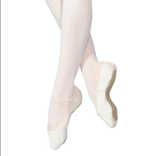 Roch Valley Full Sole Canvas Ballet Shoe