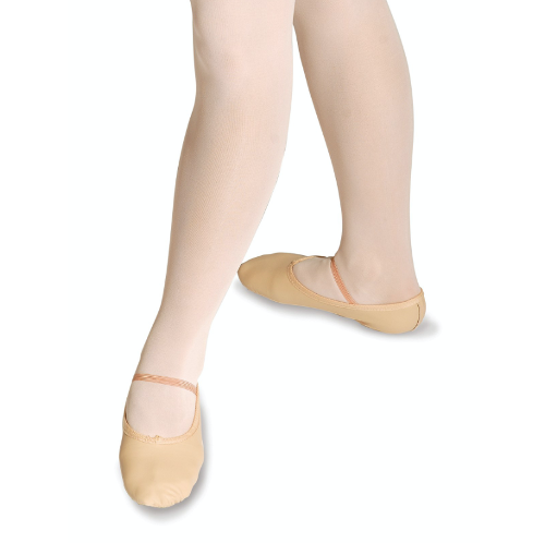 Roch Valley Split Sole Leather Ballet Shoe