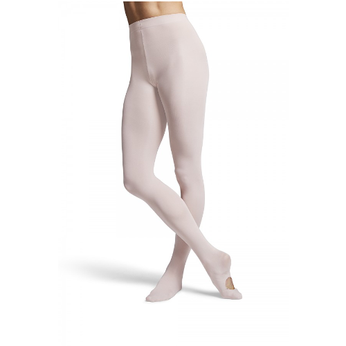 Bloch Girl's Contoursoft Convertible Tights