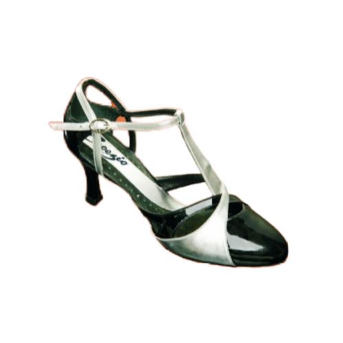 """Capezio Raven Ballroom Shoe With 1.5"""" Heel"""
