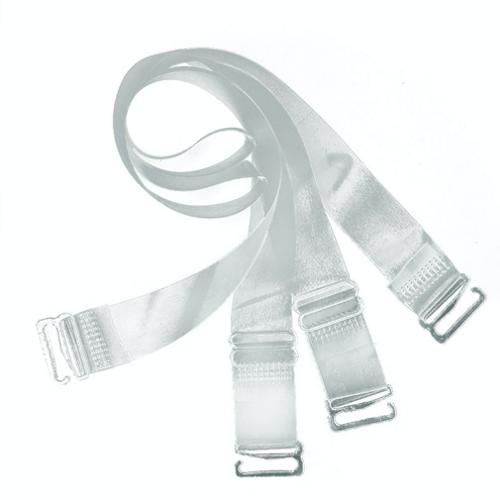 Capezio Replacement Clear Adjustable Shoulder Straps (6 Pairs)